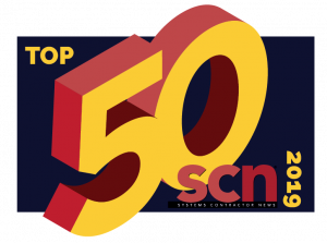 logo for SCN top 50 2019